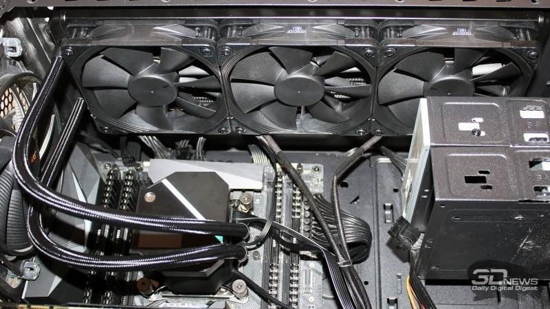 Новая статья: Система жидкостного охлаждения ROG Ryujin 360: и ты, ASUS?, Paratechnik.ru