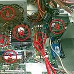 Пыль в компьютере или ноутбуке. Что может выйти из строя из-за пыли?