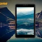Новый планшет Plane 8580 4G на Android 8.1