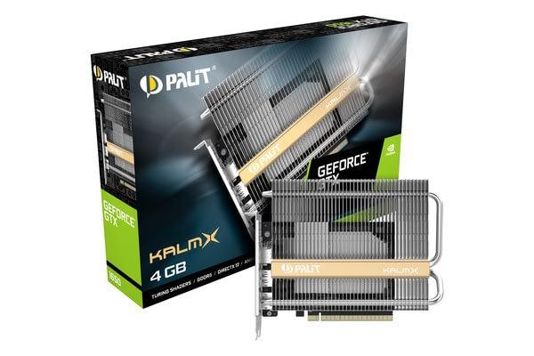 Palit представляет видеокарту GeForce GTX 1650 KalmX с пассивным охлаждением, Paratechnik.ru
